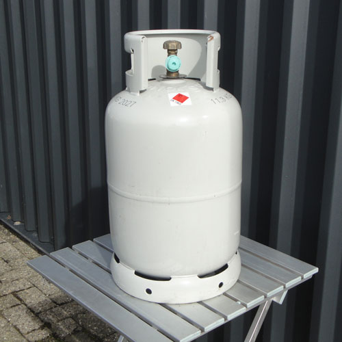 Gasfles camping Primagaz 10kg staal
